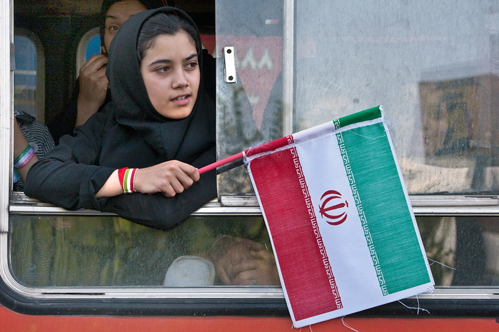 Iran's Quiet Revolution: Mohammad Javad Jahangir's The Invisible Crowd